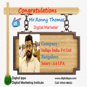 Digital Marketing Institute in Electronic City